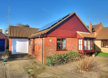 Thumbnail 3 bed detached bungalow for sale in Farm View, North Walsham