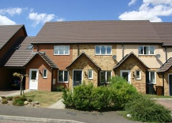 Thumbnail 2 bedroom terraced house to rent in Heron Way, Royston