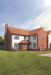 Thumbnail 5 bed detached house for sale in Chelmsley Lane, Marston Green