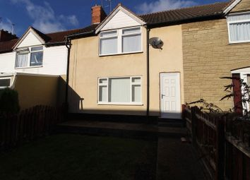 Thumbnail 3 bed terraced house for sale in Fourth Avenue, Forest Town, Mansfield