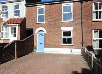 Thumbnail 3 bed terraced house to rent in Alma Terrace, Norwich