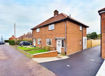 Thumbnail 2 bed semi-detached house for sale in Shipden Avenue, Cromer