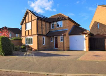 Thumbnail 4 bed detached house for sale in Centurion Way, Colchester