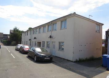 Thumbnail 2 bed flat to rent in Burton Street, Lowestoft