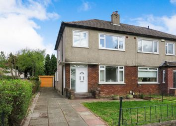 Thumbnail 3 bed semi-detached house for sale in Belvidere Crescent, Bishopbriggs, Glasgow