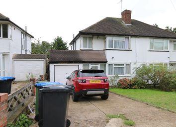 Thumbnail Semi-detached house to rent in Brampton Grove, Wembley Park
