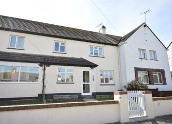 Thumbnail 3 bed terraced house for sale in Woodfield Road, Bude
