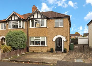 Thumbnail 3 bed semi-detached house for sale in Tonfield Road, North Cheam, Sutton