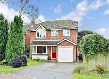 Thumbnail 4 bed detached house for sale in Cherry Gardens, Bishops Waltham, Southampton