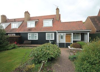 Thumbnail 2 bed semi-detached house for sale in Swedish Estate, Colchester Road, Wix, Manningtree