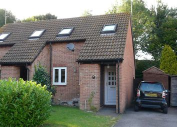 Thumbnail 1 bedroom semi-detached house to rent in Shalbourne Close, Hungerford