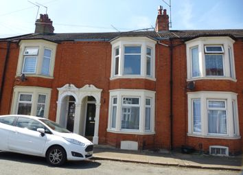 Thumbnail 3 bed terraced house for sale in Albany Road, Abington, Northampton