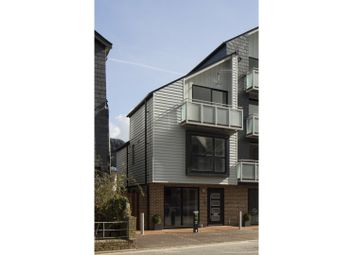 Thumbnail 2 bed end terrace house for sale in Railway Lane, Lewes
