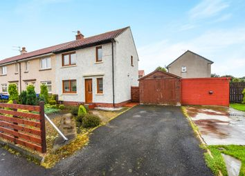 Thumbnail 2 bed end terrace house for sale in Stobbs Crescent, Kilwinning