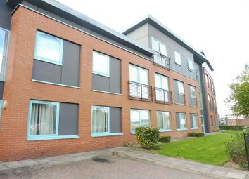 Thumbnail 2 bed flat for sale in Greenlands Road, Chelmsley Wood, Birmingham