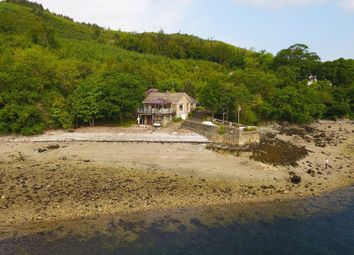 Thumbnail 4 bed detached bungalow for sale in Pier House, Mambeg, Garelochhead