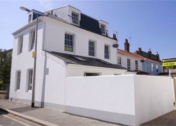 Thumbnail 3 bed end terrace house for sale in Journeaux Street, St. Helier, Jersey