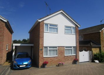 Thumbnail 3 bed detached house for sale in Upland Drive, Colchester