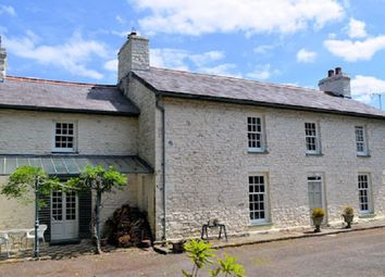 Thumbnail 4 bed detached house for sale in Camnant Hall, Rhydowen, Llandysul, Ceredigion.