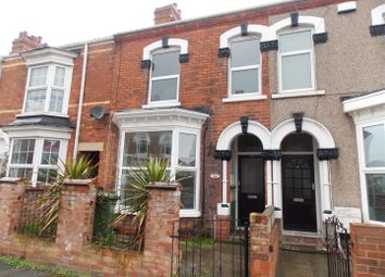 Thumbnail 4 bed terraced house for sale in St. Andrews Court, St. Peters Avenue, Cleethorpes