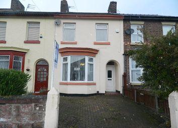 Thumbnail 2 bedroom terraced house for sale in Deysbrook Lane, Liverpool