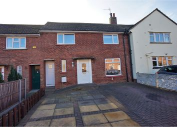 Thumbnail 3 bed terraced house for sale in Allwood Road, Dunholme, Lincoln
