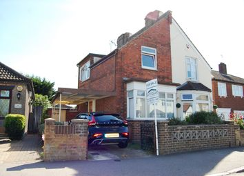 Thumbnail 2 bed semi-detached house for sale in Church Road, Harold Wood