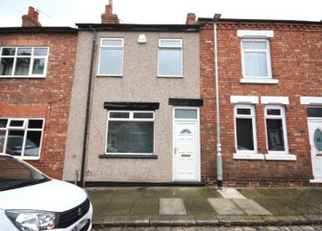 Thumbnail 3 bedroom terraced house for sale in Mildred Street, Darlington