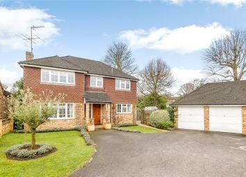 Thumbnail 4 bed detached house for sale in Highwayman's Ridge, Windlesham, Surrey