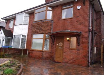 Thumbnail 3 bed semi-detached house to rent in Hartley Lane, Rochdale, Greater Manchester