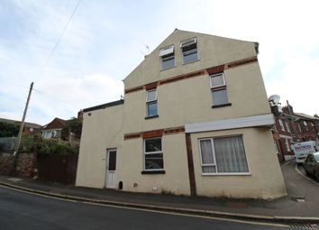 Thumbnail 1 bedroom flat to rent in Roberts Road, St. Leonards, Exeter