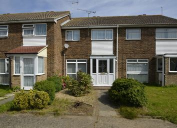 Thumbnail 3 bedroom terraced house for sale in Recreation Close, Felixstowe