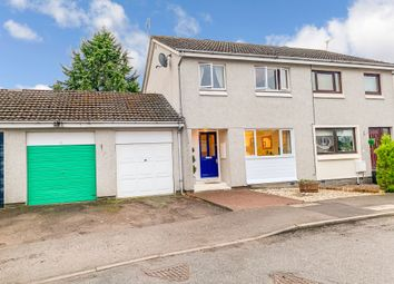 Thumbnail 3 bed semi-detached house for sale in Ardbreck Place, Inverness