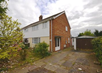 Thumbnail 3 bedroom semi-detached house for sale in Bartons Road, Market Drayton