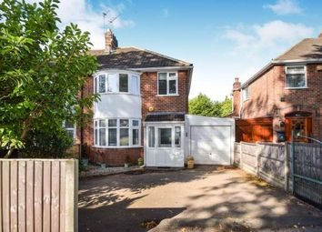 3 bed semi-detached house for sale in Gimson Road, Leicester LE3