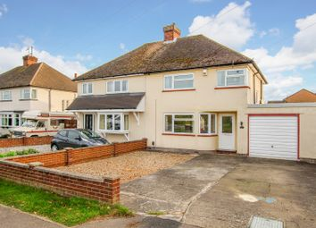 Thumbnail 3 bed semi-detached house for sale in Stagsden Road, Bromham