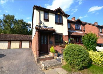 Thumbnail 2 bed semi-detached house to rent in Fawler Mead, Bracknell, Berkshire