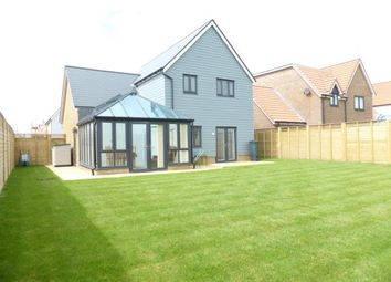 Thumbnail 4 bed detached house for sale in Bramley Way, New Romney, Romney Marsh, Kent
