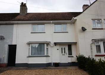 Thumbnail 3 bed terraced house for sale in Coombe Road, Torquay