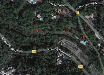 Thumbnail Land for sale in St Paul En Foret, Var, France