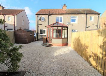 Thumbnail 2 bed semi-detached house for sale in Kersiebank Avenue, Grangemouth