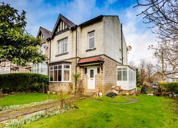 Thumbnail 3 bed semi-detached house for sale in Lynton Avenue, Huddersfield