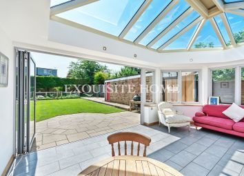 Thumbnail 4 bedroom detached bungalow for sale in Loompits Way, Saffron Walden