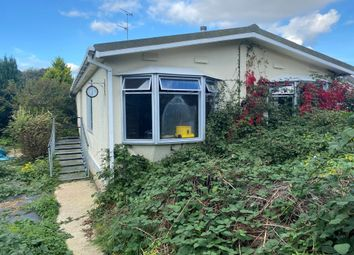 Thumbnail Mobile/park home for sale in Northleaze, Corsham