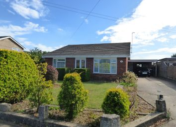 Thumbnail 2 bedroom detached bungalow for sale in Norwich Road, Pulham Saint Mary