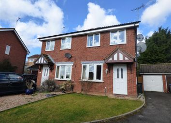Thumbnail 2 bed property for sale in Foxglove Close, Rugby