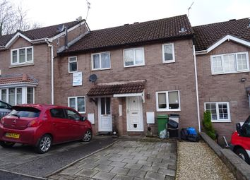 Thumbnail 2 bed terraced house for sale in Lauriston Park, Caerau, Cardiff.