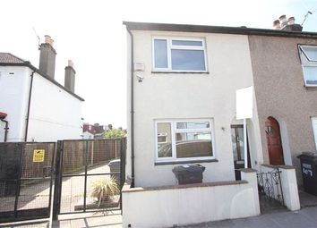 Thumbnail 3 bed end terrace house for sale in Clifton Road, South Norwood