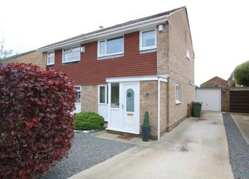 Thumbnail 3 bed semi-detached house for sale in Chipchase, Washington