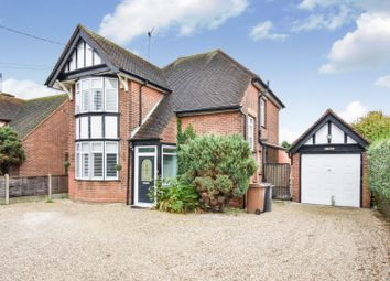Thumbnail 3 bed detached house for sale in Chelmer Road, Chelmsford